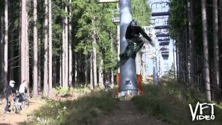 Bikepark Lipno season end 2013