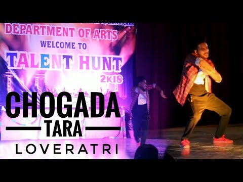 Chogada Tara | Loveratri | Garba with Bollywood | Hit Dance Song 2018