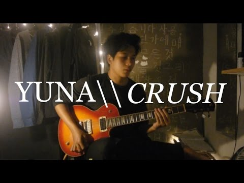 Yuna ft. Usher - Crush [Cover]