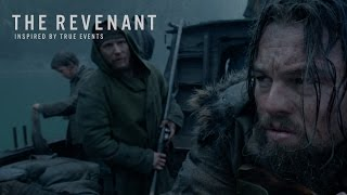 The Revenant: O Renascido | Trailer Oficial [HD] | 20th Century FOX Portugal