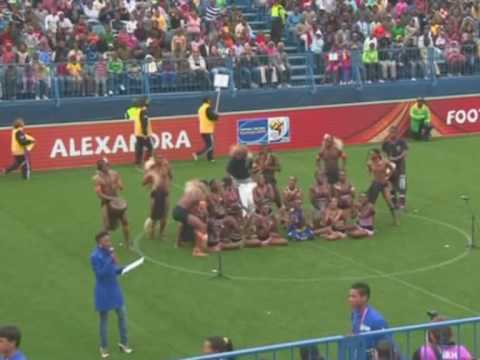 FIFA World Cup 2010 - Sepp Blatter launches incredible festival with Zuma in South Africa