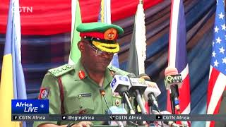 Nigeria's intelligence chiefs seek unified approach to fighting terrorism