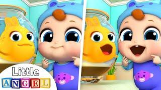 Opposites Song   Nursery Rhymes & Kids Songs by Little Angel