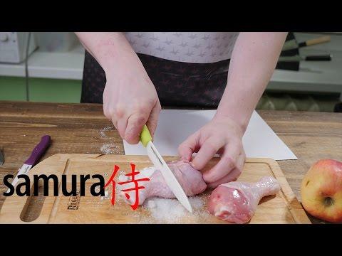 Как это сделано керамический нож