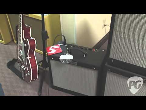 LA Amp Show '10 - Fender Mustang I, Hot Rod Blues Junior III, Hot Rod Deluxe III Demos