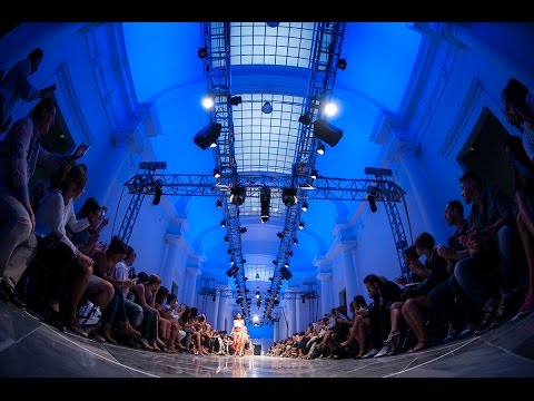 VIRTUDES LANGA | XVII Valencia Fashion Week 2014