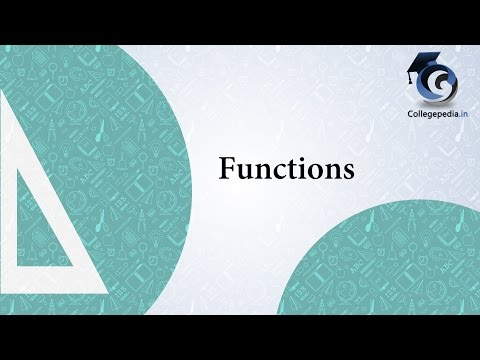 Functions , Lecture 1 , Maths Iit Jee ( Introduction And Set Theory) video