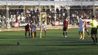 Beykoz 1908- Kuştepe penaltı golü