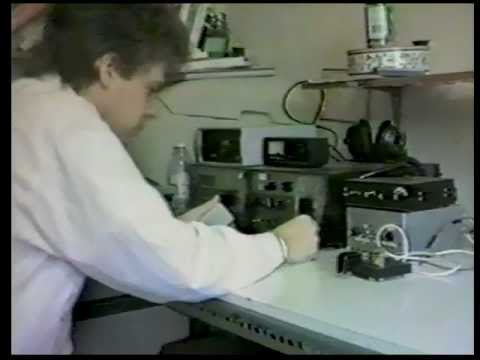 Hatfield Polytechnic (University of Hertfordshire) Amateur Radio Society, 1990
