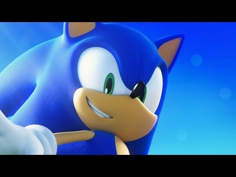 Sonic Lost World presenta su primer tráiler (VIDEO)