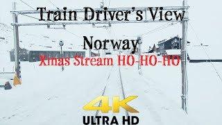 Train Driver39s View: Xmas stream HO-HO-HO!
