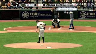 Major League Baseball 2K11 PC Gameplay HD