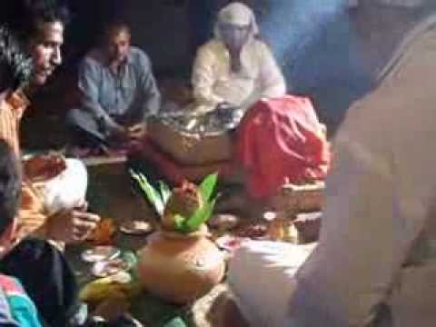30 Octo 2012 Murti Asthapna-arti Havan -movie By S.z.mallick(journalist) video