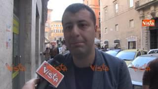 video (Agenzia VISTA) ROMA 21 Dicembre - Il capogruppo dei deputati di Sel Arturo Scotto, annuncia di non volere bruciare la candidatura di Romano Prodi al Colle e giudica imbarazzanti le parole...