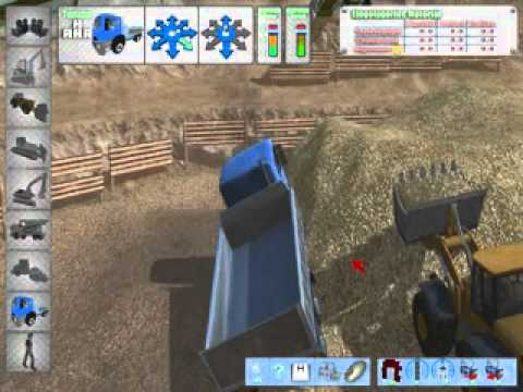 Bagger Simulator 2011 pc gameplay