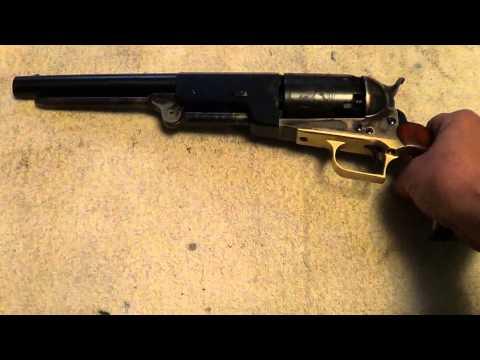 Colt 1847 Walker 44 Percussion Revolver