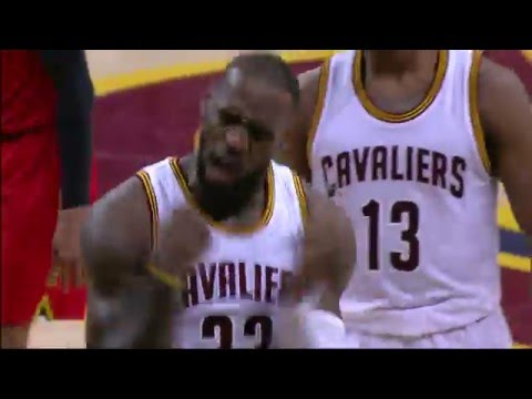 Kyrie Irving and LeBron James Lead Cavaliers to Game 1 Win
