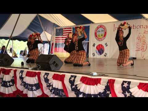Igorot Dance (Salidumay)