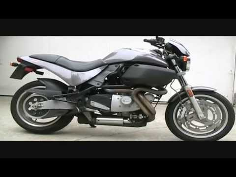 Buell Harley-Davidson M2 Cyclone Motorcycle Review Video