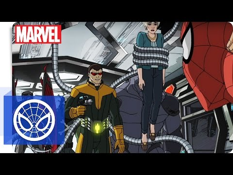 Der ultimative Spider-Man - Clip: Doctor Octopus erpresst Spidey   Marvel HQ Deutschland