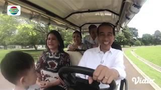 #DangdutanBarengPresiden: Kok Bisa Ya! Soimah, Ramzi, Gilang Ngakak Habis di Depan Pak Jokowi 2/5