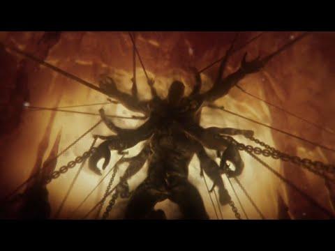 God of War - What Was Before Gods & Titans Cutscene