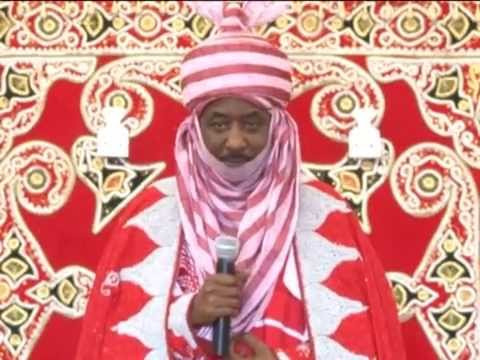 President Jonathan Visits Emir Of Kano,Muhammad Sanusi II