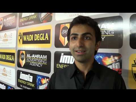Pankaj Advani spoke to IBSF after winning his 9th World Title