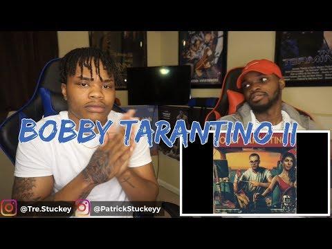 Logic - Bobby Tarantino II - Yuck (REACTION)