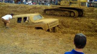 Good Friday Mud Bog 2009  in King William VA