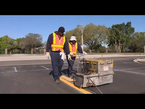 Did You Know | Keeping Orange County's Roads In Line
