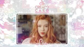 「COLLAB」레드벨벳 (Red Velvet) - Ice Cream Cake by Tea Party Project