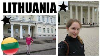 Baltics Holiday ● Lithuania Part 1 | KatChats