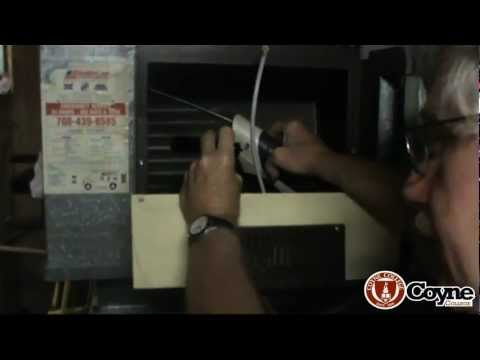 Coyne College - Refrigerant Leak Part 1