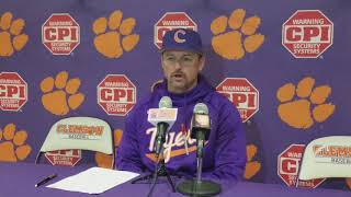 Monte Lee on game two win over William & Mary