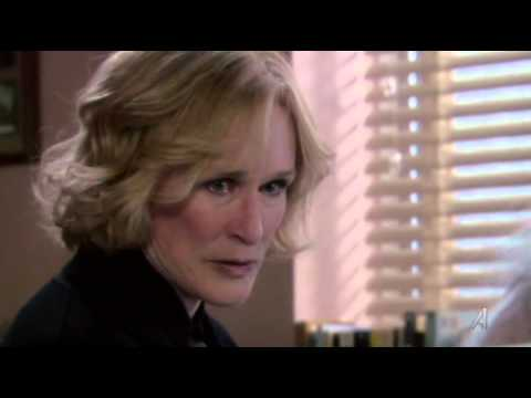 Patty and her Father - Glenn Close - Damages Series Finale