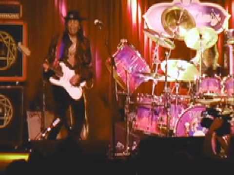 Jimy Bleu-Voodoo Child Band - Rock Me Baby