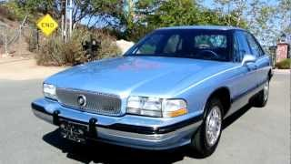 1992 Buick LeSabre 1 Owner 83,000 Orig Miles 3800 3.8 L V6 Olds GM MPG Car CHEAP