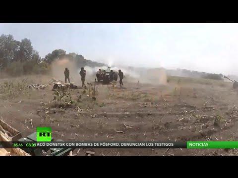 Rusia desmiente los rumores de que sus militares penetraran en Ucrania
