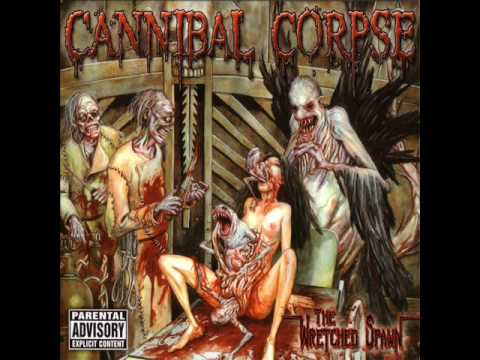 Cannibal Corpse - Nothing Left To Mutilate