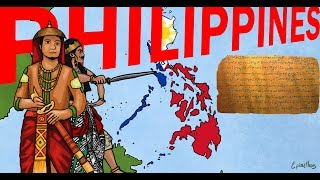 History of the Philippines explained in 8 minutes