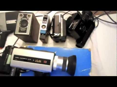 Vintage Cameras, Video Cameras, Camcorders, and Accessories - Ebay