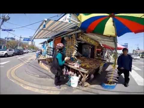 Scooter On! South Korea! - The 3rd Day. 인천 소래포구 탐방(Incheon, Sorae port)