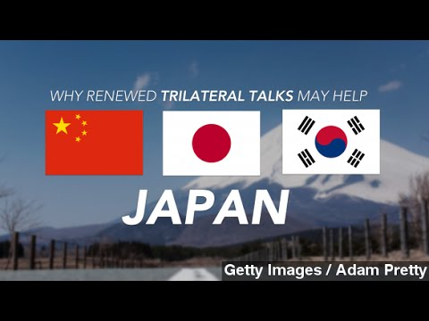 Why Japan, South Korea And China Are Finally Talking Again