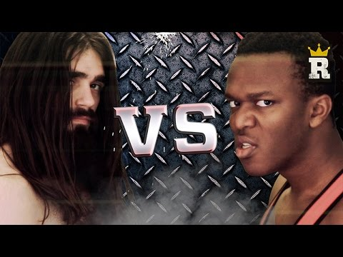 KSI vs. The Pastor! | Rule'm Sports