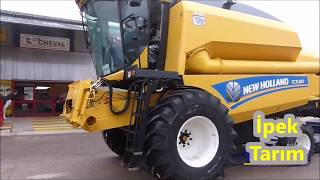 new holland tc 5.80 (İPEK TARIM)