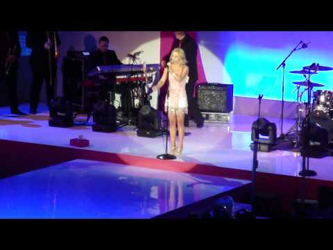 Geri Halliwell - Wannabe [Ballad Version] (Live @ Breast Cancer Show 2012) HD