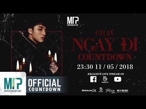 Trực Tiếp: Countdown Ra Mắt Music Video Chạy Ngay Đi - Sơn Tùng M-TP | sơn tùng