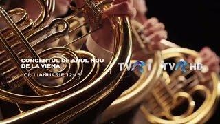 Concertul de Anul Nou de la Viena - 2015, în direct la TVR1