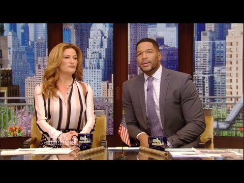 Kelly Ripa Doesn't Host 'Live!' After Michael Strahan's Departure is Announced